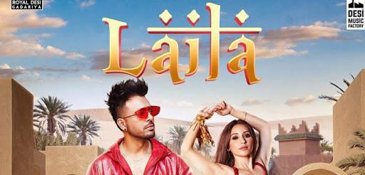 LAILA LYRICS | Tony Kakkar | Heli Daruwala | Satti Dhillon | Anshul Garg